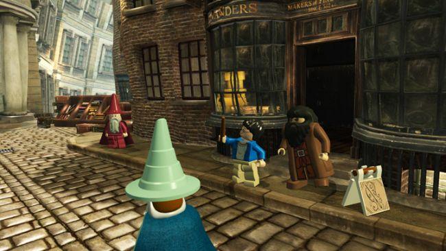 Lego Harry Potter: Die Jahre 1-4 - Screenshots - Bild 15