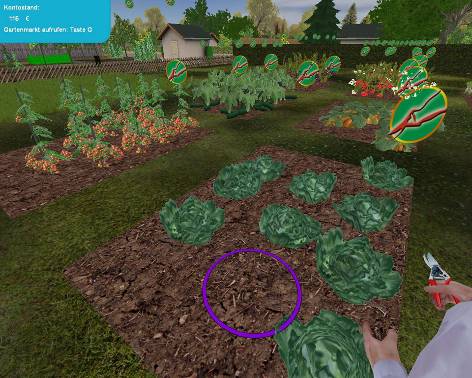 Garten Simulator 2010 Screenshots Von Gameswelt