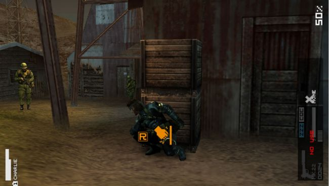 Metal Gear Solid: Peace Walker - Screenshots - Bild 150