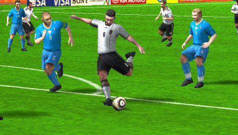 FIFA Fussball-Weltmeisterschaft Südafrika 2010 - Screenshots - Bild 15