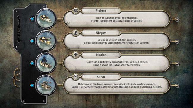 Aqua: Naval Warfare - Screenshots - Bild 2