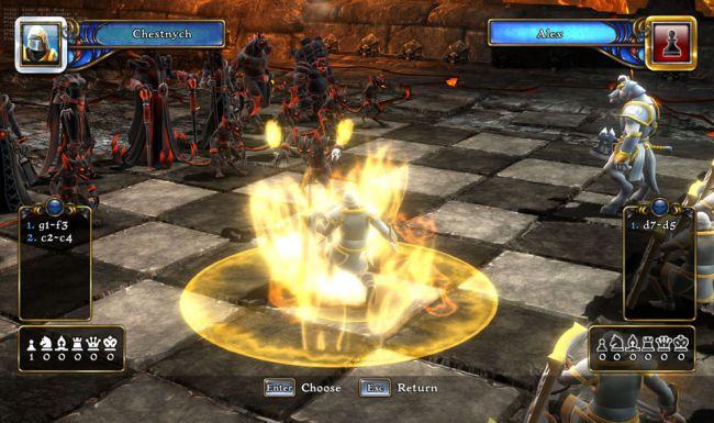 Battle vs. Chess - Screenshots - Bild 1