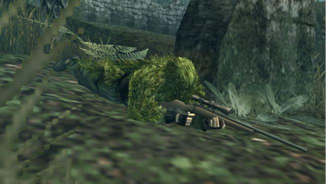 Metal Gear Solid: Peace Walker - Screenshots - Bild 35