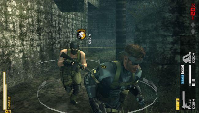Metal Gear Solid: Peace Walker - Screenshots - Bild 43