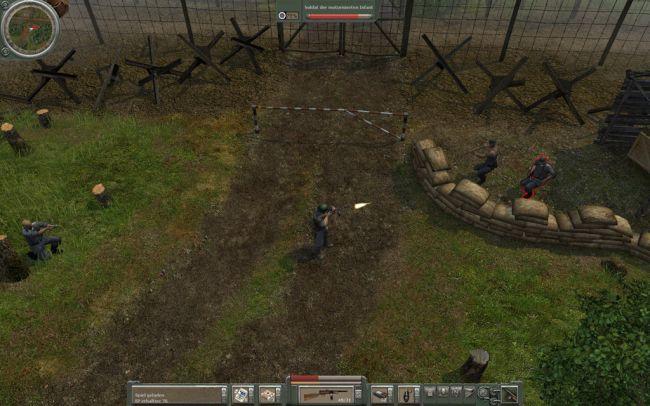 Partisan: Widerstand hinter feindlichen Linien - Screenshots - Bild 2