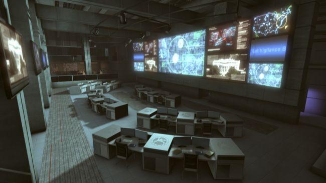 Splinter Cell: Conviction - Multiplayer-Map: Third Echelon - Screenshots - Bild 2