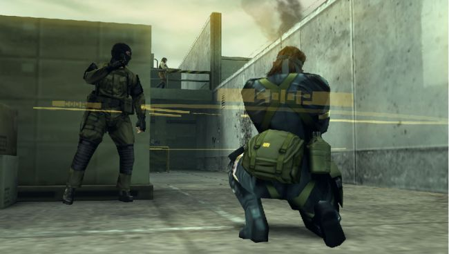 Metal Gear Solid: Peace Walker - Screenshots - Bild 7