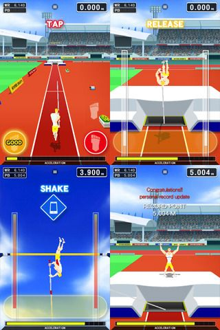 International Track & Field - Screenshots - Bild 2