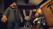 Sam & Max: The Devil's Playhouse Episode 2 - The Tomb of Sammun-Mak - Screenshots - Bild 5