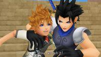Kingdom Hearts: Birth by Sleep - Screenshots - Bild 1
