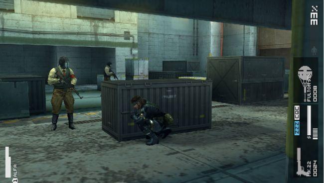 Metal Gear Solid: Peace Walker - Screenshots - Bild 13