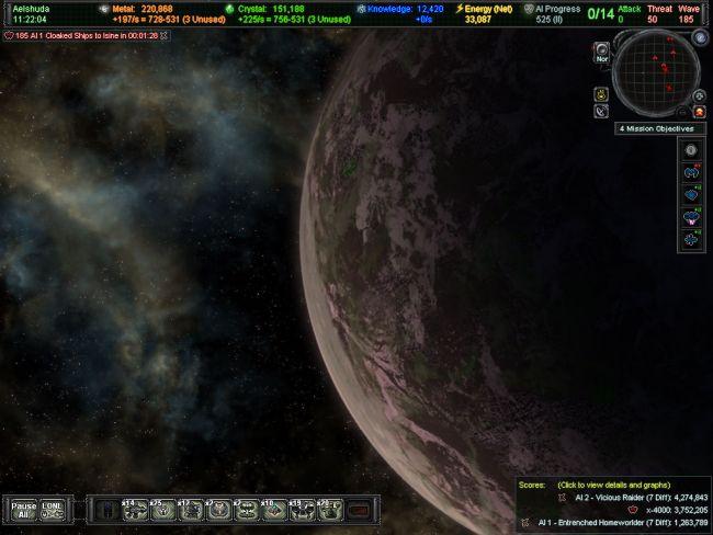 AI War: Fleet Command - Screenshots - Bild 3