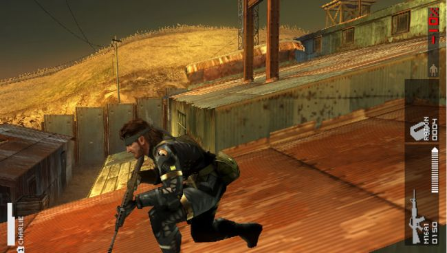 Metal Gear Solid: Peace Walker - Screenshots - Bild 2