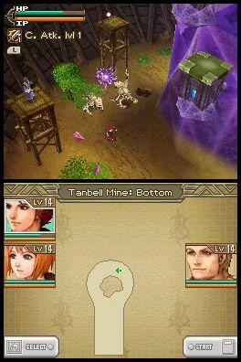 Lufia: Curse of the Sinistrals - Screenshots - Bild 9