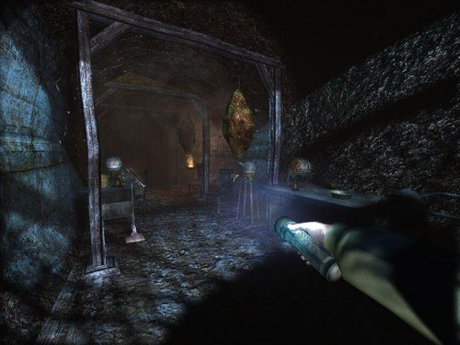 Darkness Within 2: Das dunkle Vermächtnis - Screenshots - Bild 1
