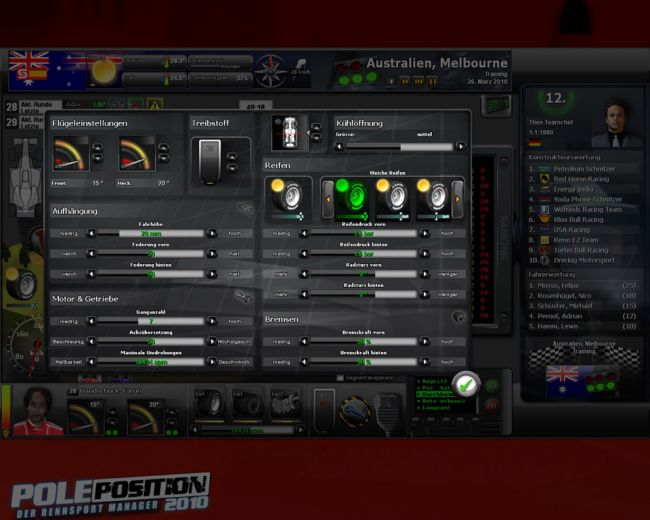 Pole Position 2010 - Screenshots - Bild 7