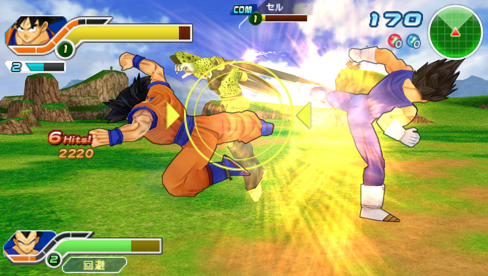 Little Fighter Vs Dragon Ball Z Game Free Download