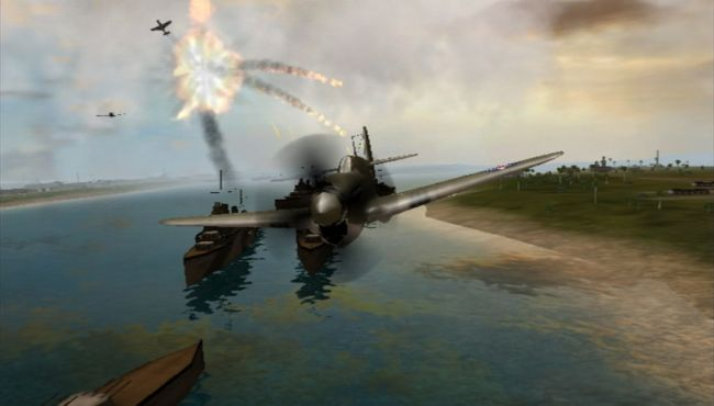 Pearl Harbor Trilogy - 1941: Red Sun Rising - Screenshots - Bild 4
