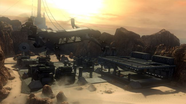 Front Mission Evolved - Screenshots - Bild 5