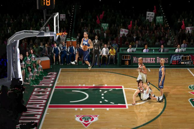 NBA JAM - Screenshots - Bild 9