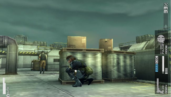 Metal Gear Solid: Peace Walker - Screenshots - Bild 23