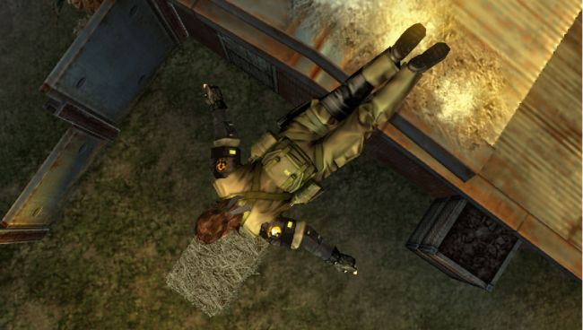 Metal Gear Solid: Peace Walker - Screenshots - Bild 48