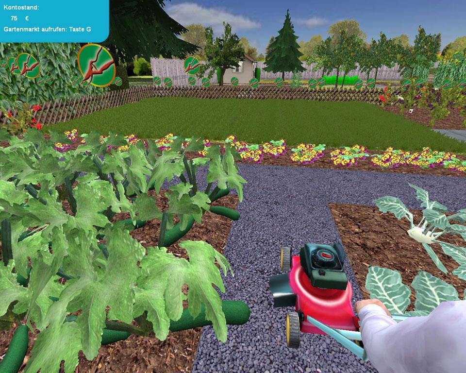 garten simulator 2010 mit astragon ab ins beet news von gameswelt. Black Bedroom Furniture Sets. Home Design Ideas