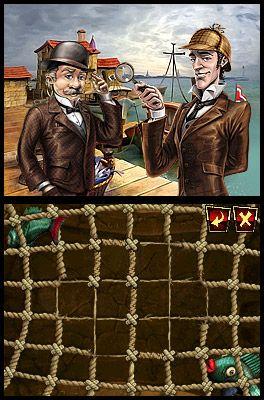 Sherlock Holmes und das Geheimnis der Königin - Screenshots - Bild 7