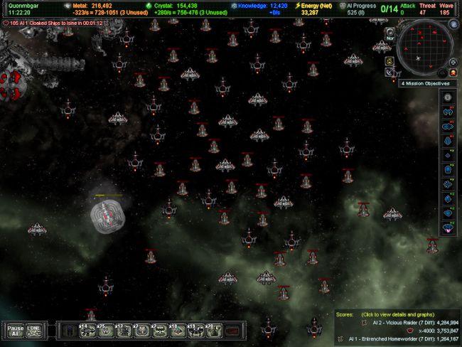 AI War: Fleet Command - Screenshots - Bild 9