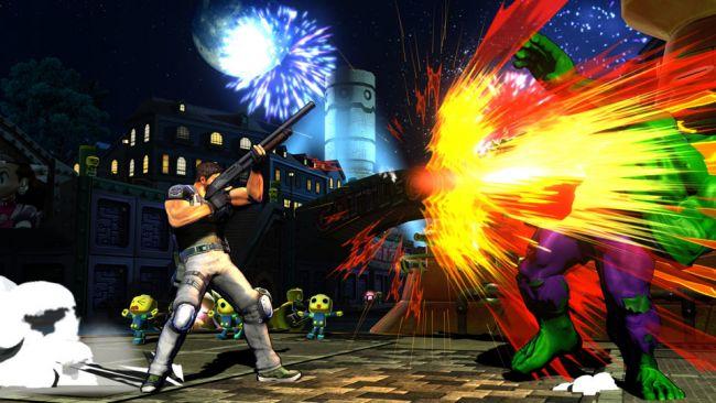 Marvel vs. Capcom 3: Fate of Two Worlds - Screenshots - Bild 8