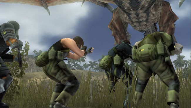 Metal Gear Solid: Peace Walker - Screenshots - Bild 100
