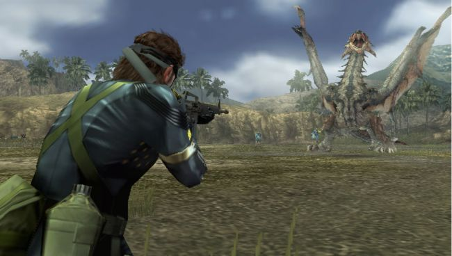 Metal Gear Solid: Peace Walker - Screenshots - Bild 90