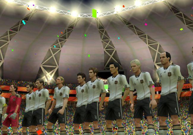FIFA Fussball-Weltmeisterschaft Südafrika 2010 - Screenshots - Bild 4