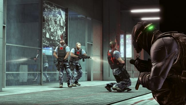 Splinter Cell: Conviction - Multiplayer-Map: Third Echelon - Screenshots - Bild 7