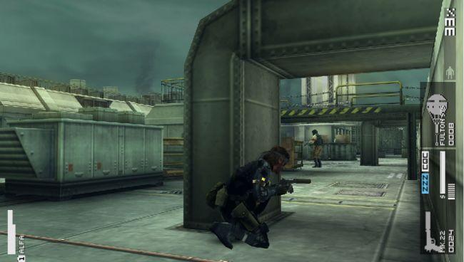 Metal Gear Solid: Peace Walker - Screenshots - Bild 22