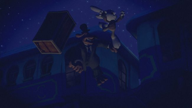 Sam & Max: The Devil's Playhouse Episode 2 - The Tomb of Sammun-Mak - Screenshots - Bild 6