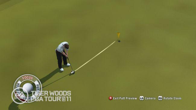 Tiger Woods PGA Tour 11 - Screenshots - Bild 9