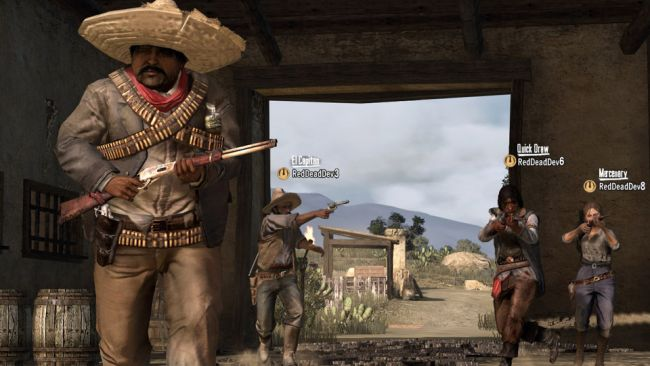 Red Dead Redemption - DLC: Outlaws bis zum Schluss - Screenshots - Bild 2