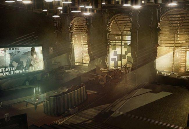Deus Ex 3: Human Revolution - Screenshots - Bild 1