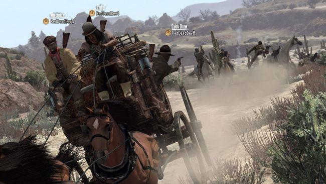 Red Dead Redemption - DLC: Outlaws bis zum Schluss - Screenshots - Bild 1