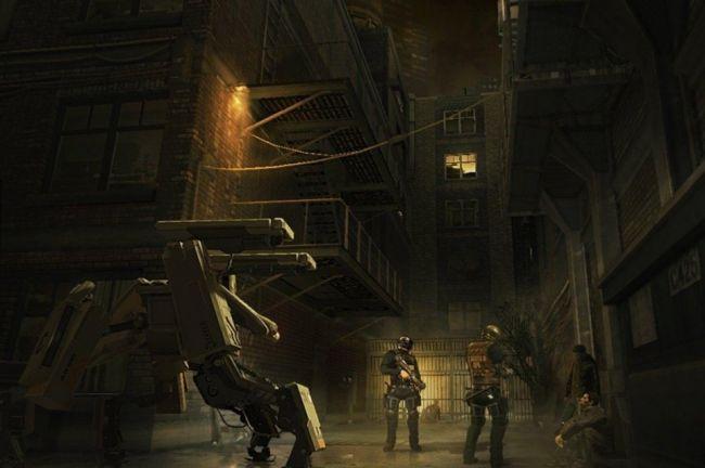 Deus Ex 3: Human Revolution - Screenshots - Bild 4