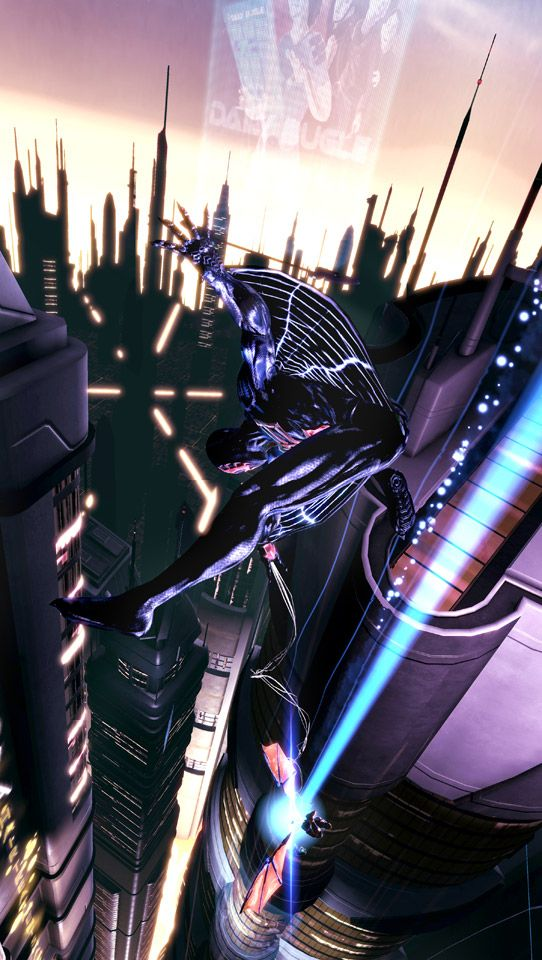 Spider-Man: Shattered Dimensions - Screenshots - Bild 7