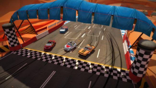 Kinect Joy Ride - Screenshots - Bild 6