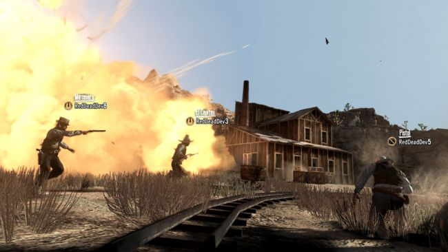 Red Dead Redemption - DLC: Outlaws bis zum Schluss - Screenshots - Bild 7