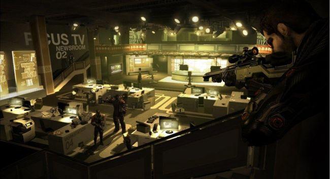 Deus Ex 3: Human Revolution - Screenshots - Bild 9