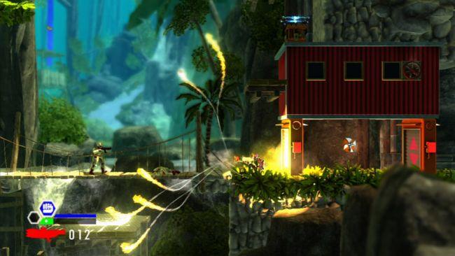 Bionic Commando Rearmed 2 - Screenshots - Bild 14