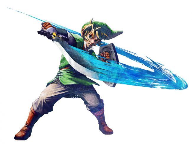 The Legend of Zelda: Skyward Sword - Artworks - Bild 3