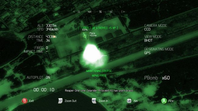 Tom Clancy's H.A.W.X. 2 - Screenshots - Bild 9