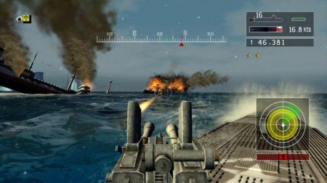 Naval Assault: The Killing Tide - Screenshots - Bild 8