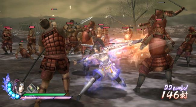 Samurai Warriors 3 - Screenshots - Bild 2